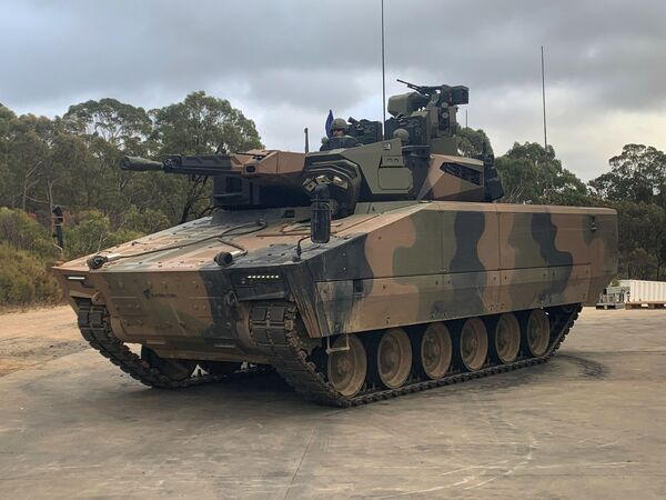 Cook Defence Systems partners with Rheinmetall in bid for Australia's Land  400 Phase 3 project