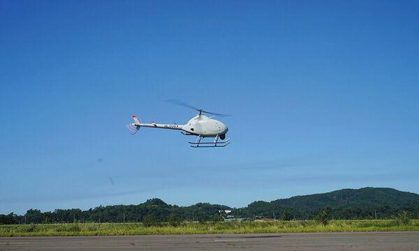 KAI's Night Intruder 600 VT UAV has been touted to meet a potential RoKA requirement for VTOL UAVs. (KAI)