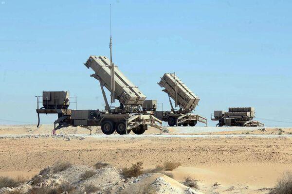 Notas sueltas:En 2003, nadie odiaba más los misiles Patriot del ejército de EE. UU. Que los pilotos de la Fuerza Aérea de EE. UU. Bsp_5105-jdw-13903