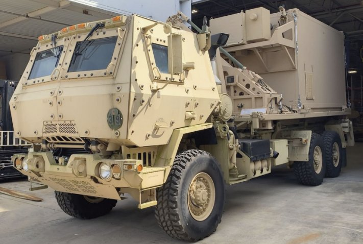 Northrop Grumman has delivered to the US Army the first production-representative engagement operations centre for the IBCS. (Northrop Grumman)