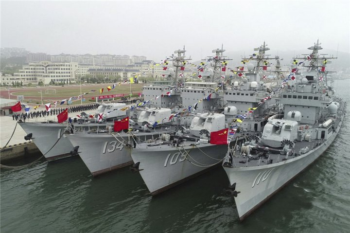 PLAN decommissions four Type 051 destroyers