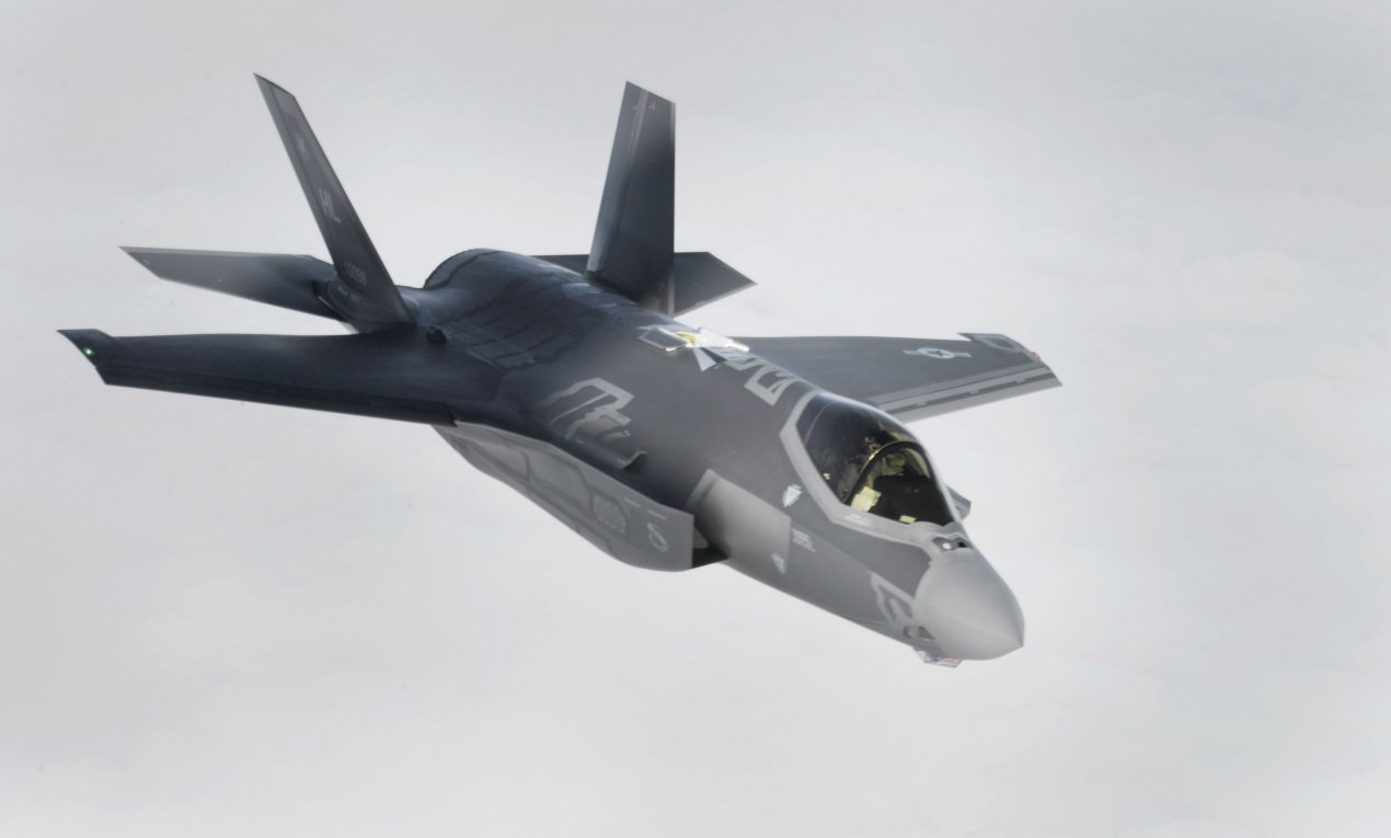 Low F-35 test flight availability rates could prevent the Pentagon from making an informed full-rate production decision, which could most likely come before the end of 2019. Pictured is the USAF F-35A. (US Air Force)