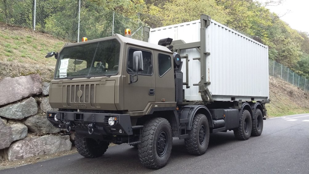Iveco is to supply the Romanian MoD with up to 2,902 tactical trucks, with an initial order for 942 units in place; Iveco has previously supplied two batches of trucks totalling 230 units.  (Shaun C Connors)