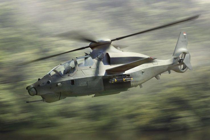 El Bell 360 Invictus se está lanzando para el requisito de aviones de reconocimiento de ataque futuro del ejército de EE. UU.