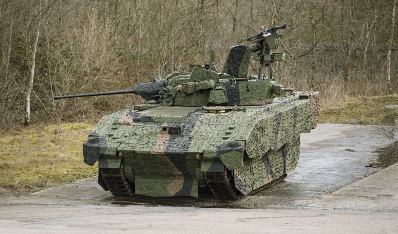 The UK MoD is reassessing the Ajax programme after the first batch of production standard AFVs was found not to be ready for delivery.