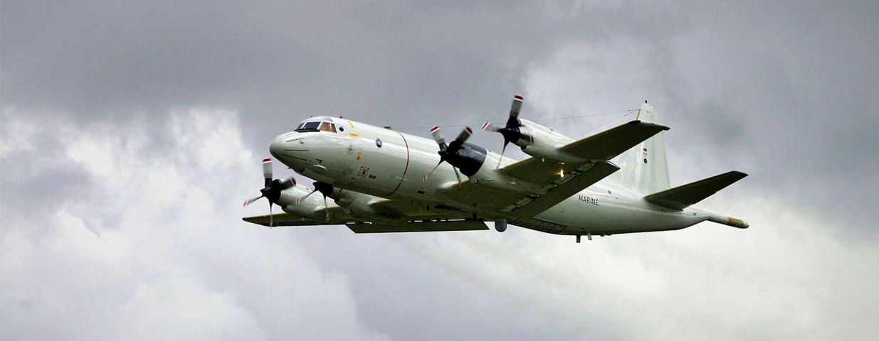 Germany has halted the upgrade of its navy's P-3C Orion MPAs. (Bundeswehr/Sven Schwarze)