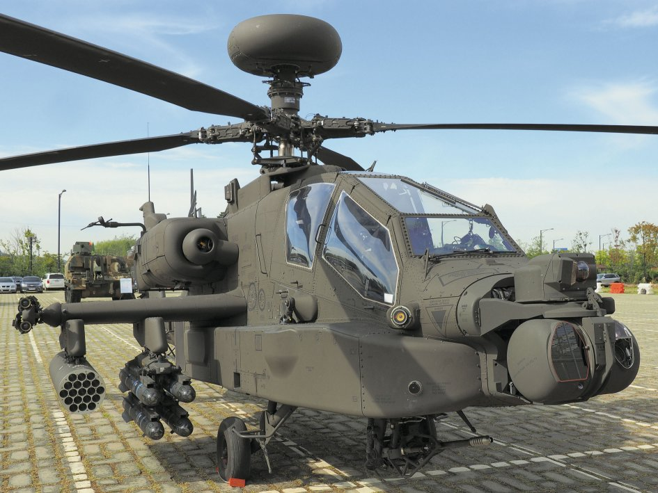 Morocco has become the 17th and latest customer for the AH-64E Apache Guardian, with an order for 24 helicopters announced on 25 June.  (Janes/Kelvin Wong)