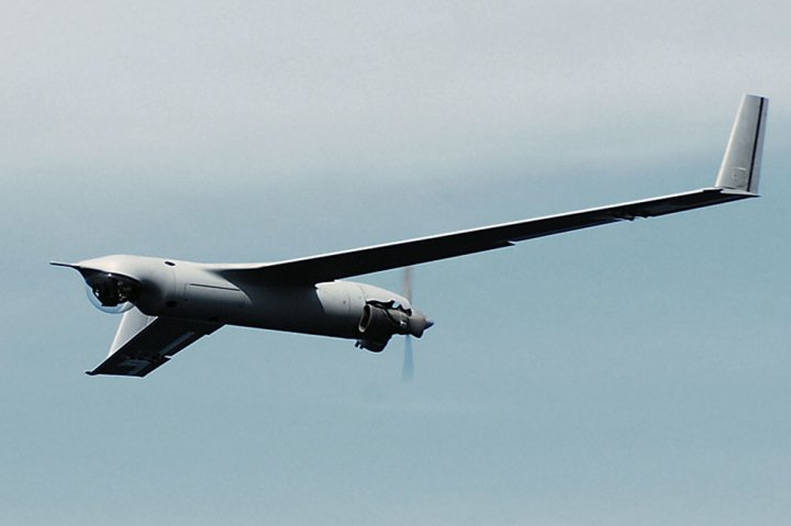 A ScanEagle UAV, similar to the one that will be operated by the Indonesian Navy. (Boeing)