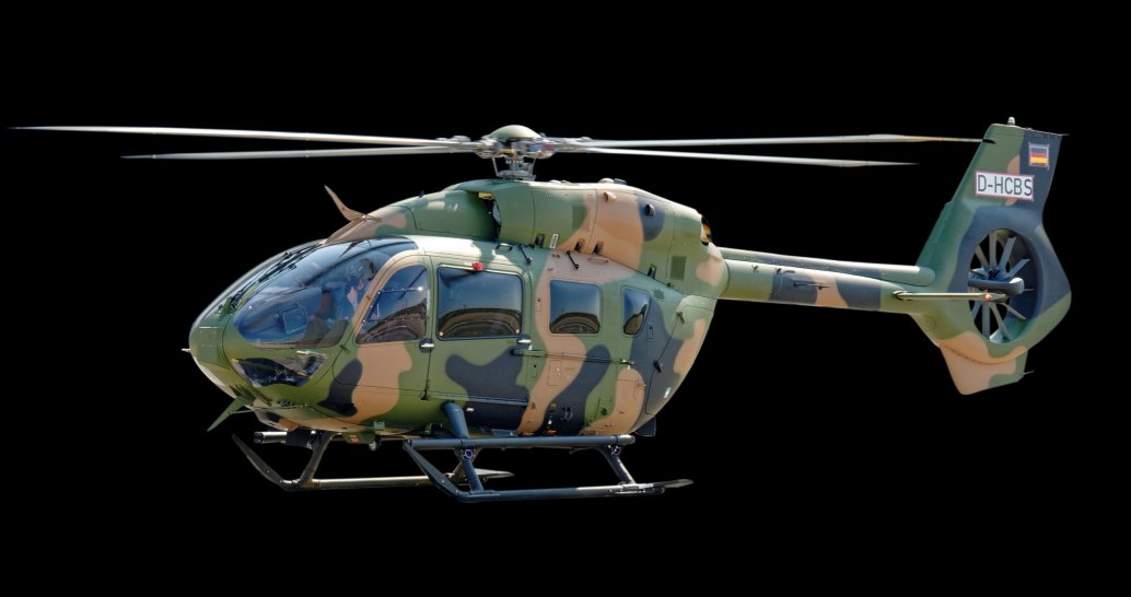 Seen in Australian Defence Force colours, the H145M is being out forward by Airbus as a contender for the LAND 2097 special forces helicopter requirement. (Airbus Helicopters)
