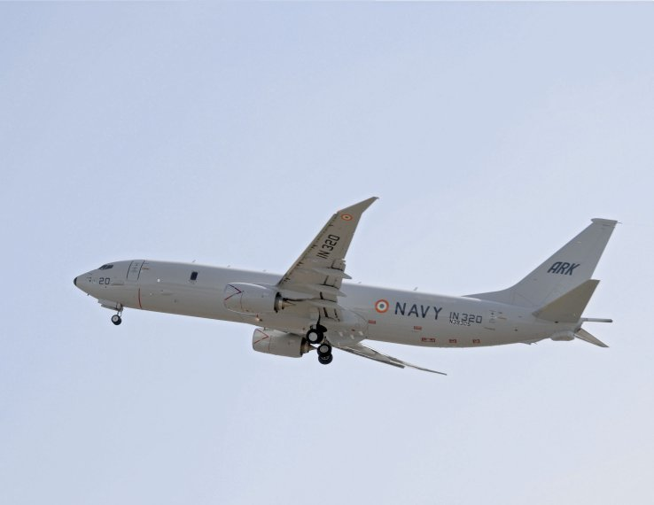 India has officially requested to buy six more P-8I Neptune aircraft from the United States. (Boeing)