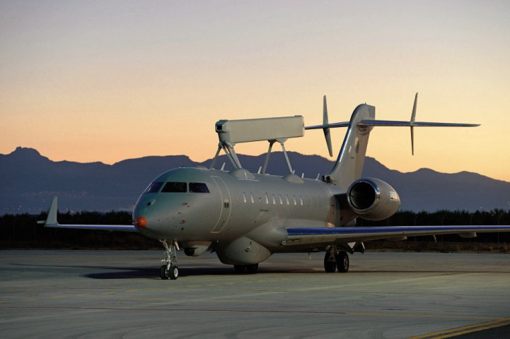 Saab has confirmed plans to position its GlobalEye platform (pictured) for South Korea's recently announced programme to acquire additional airborne early warning and control (AEW&C) aircraft. (Saab)