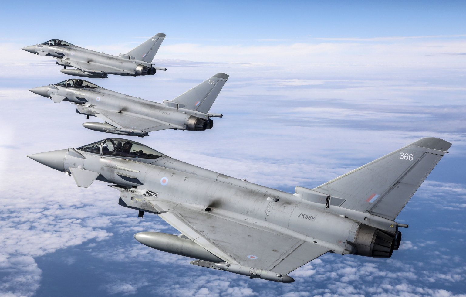 The new Team NOVUS will help to deliver mission data for electronic warfare support as part of efforts to improve the UK's Information Advantage programme. (Crown Copyright/Corporal Alex Scott)