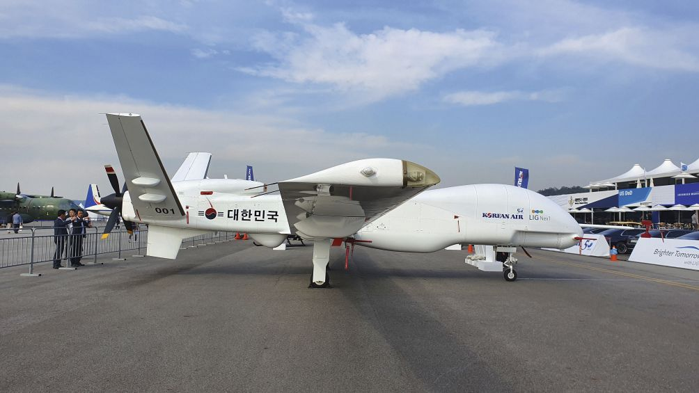 KAL's KUS-FS design has been selected to be the future mid-altitude UAV for the South Korean air force and army. (Dae Young Kim)