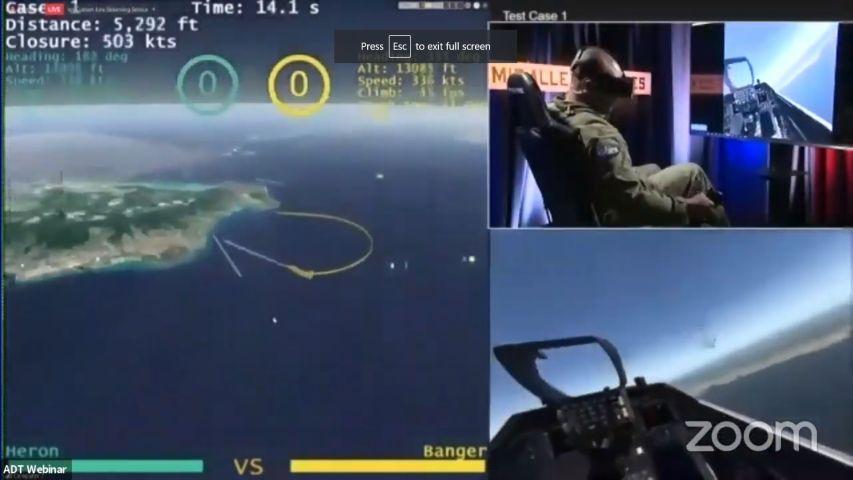 Heron Systems' AI defeats human pilot in US DARPA AlphaDogfight ...
