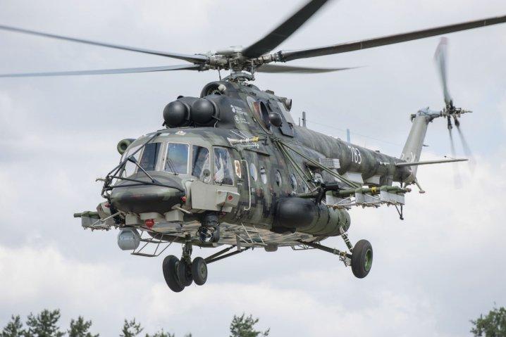 Russian Helicopters presentará el primer prototipo volador del helicóptero de transporte Mi-171Sh-VN en Army 2020. (Russian Helicopters)