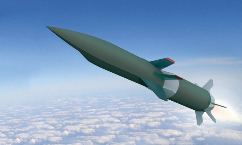 DARPA's Hypersonic Air-breathing Weapon Concept (DARPA)