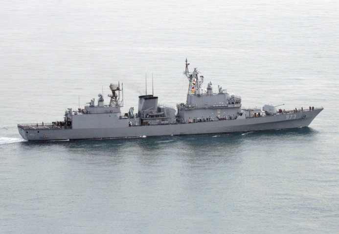 South Korea's DAPA announced on 9 September that KDX-I-class destroyer          Yang Manchun          returned to service with the RoKN on 9 September after completing an upgrade programme.        (Michael Nitz)