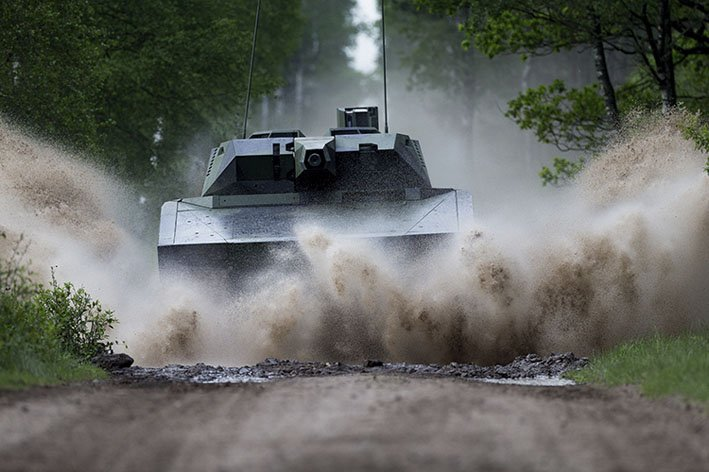 Hungary is procuring 218 Lynx KF41 IFVs, 146 of which it will produce. (Rheinmetall)