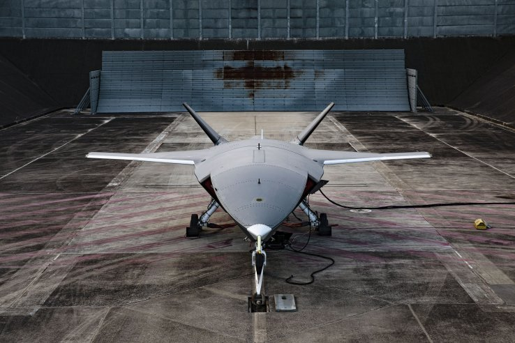 Boeing Australia has completed the engine run on its first Loyal Wingman unmanned aerial vehicle as part of ground testing and preparations for first flight, the company announced on 15 September. (Boeing)