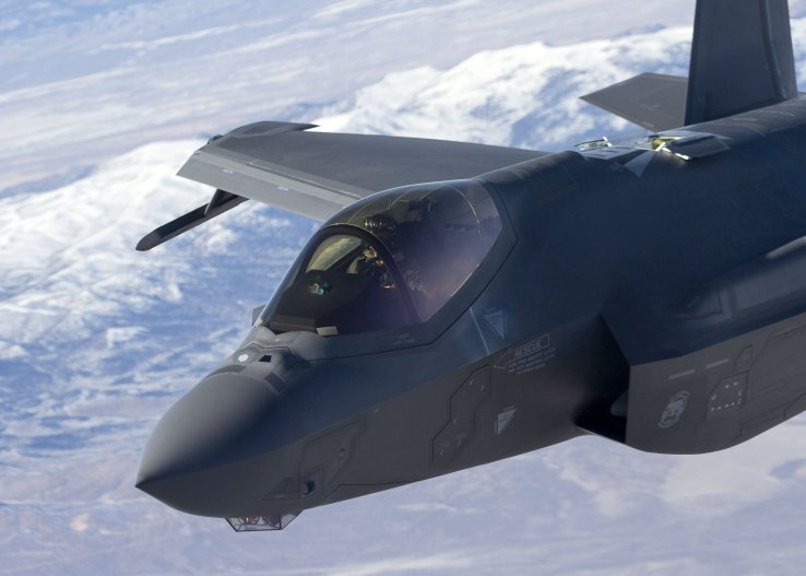 Lockheed Martin is lowering delivery expectations in 2020 for the F-35 Lightning II Joint Strike Fighter (JSF) to roughly 121 from 141 due to Covid-19 impacting suppliers, Lockheed Martin F-35 vice-president and general manager Greg Ulmer told          Janes          on 14 September.        (US Air Force)