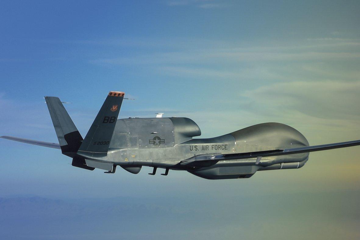 Northrop Grumman awarded USD4.8bn for Global Hawk development,  modernisation, retrofit and sustainment