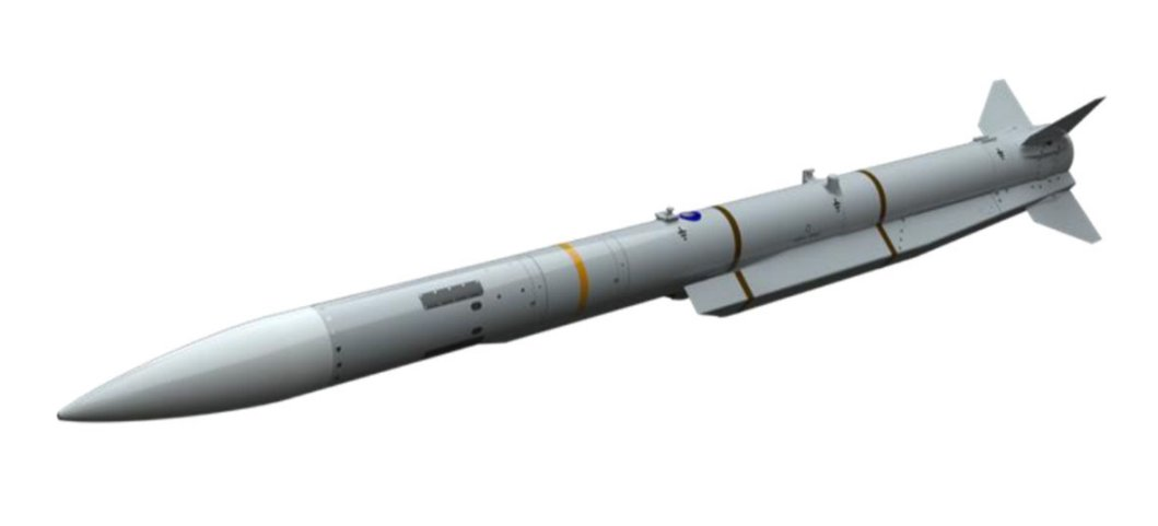 The cabinet of Japanese Prime Minister Yoshihide Suga on 21 December approved funding for the co-development of a Joint New Air-to-Air Missile (JNAAM) with the UK. (Japanese Ministry of Defense)