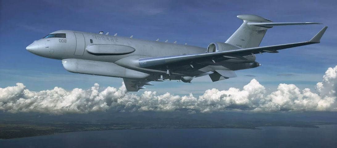 In partnership with Korean Air and Bombardier, Raytheon Technologies announced on 22 December that it is formally offering a business jet-based multi-int surveillance aircraft to meet the RoKAF's ISTAR requirement. (Raytheon Technologies )