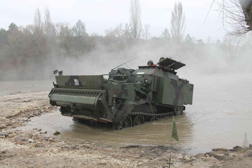 Turkey's FNSS announced on 4 January that delivery of the AACE vehicles ordered for the Philippine Army last year is expected to be completed by March 2023. (FNSS)