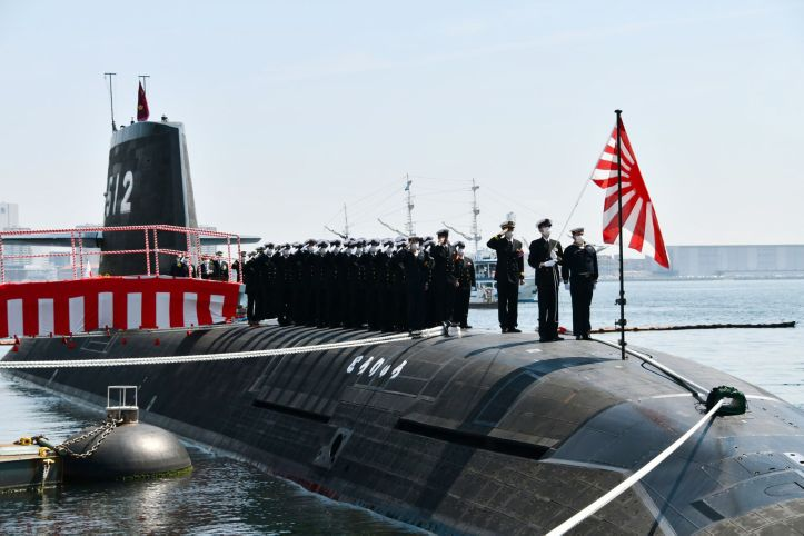 The JMSDF commissioned          Toryu         , its 12th and final Soryu-class SSK, in a ceremony held on 24 March in Hyogo Prefecture in west-central Japan.        (JMSDF)