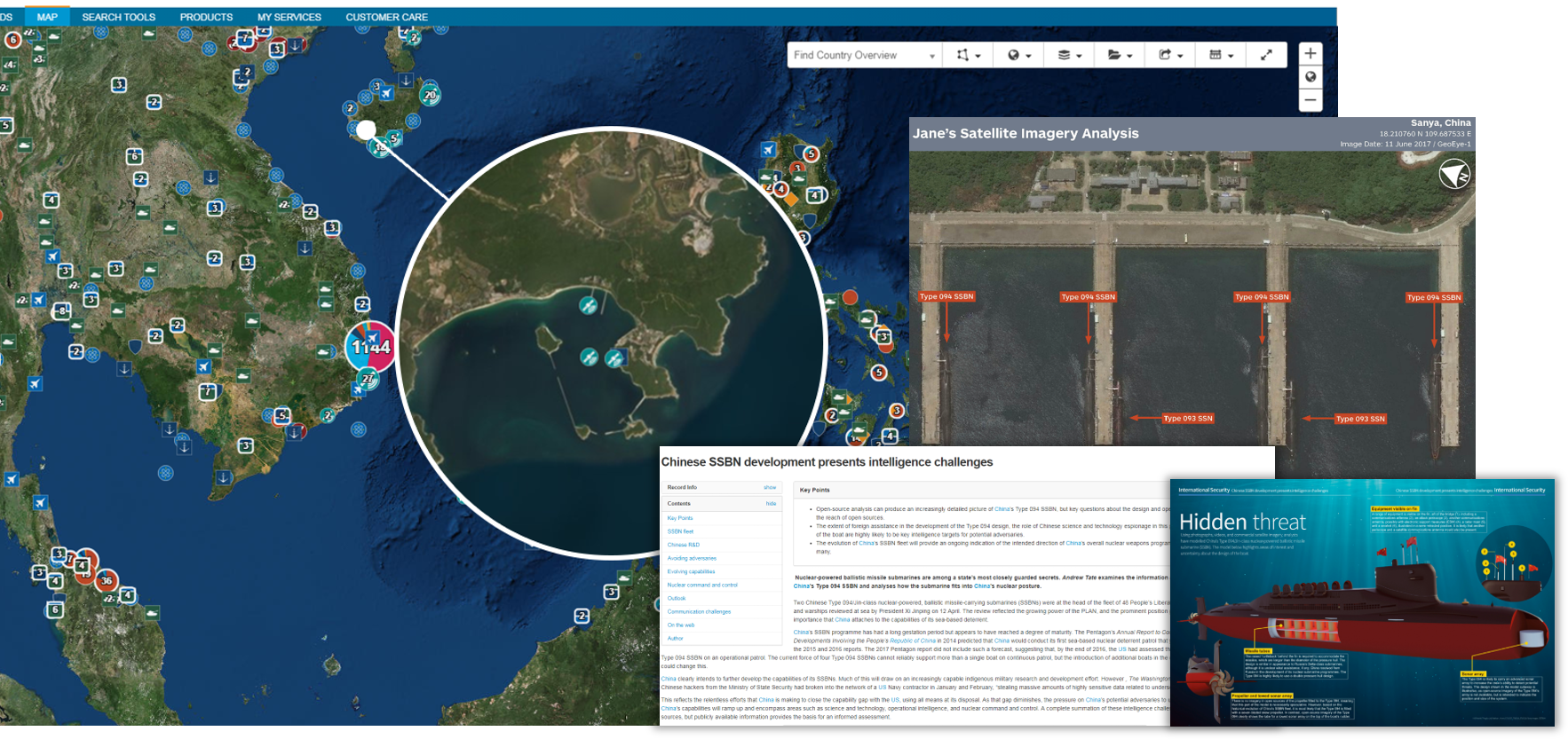Image of south china sea imagery