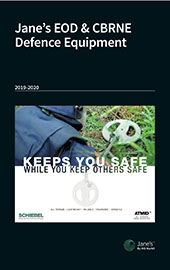 Jane's EOD & CBRNE Defence Equipment 2019-20