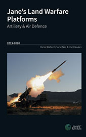 Jane's Land Warfare Platforms - Artillery & Air Defence 2019-20