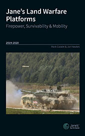Jane's Land Warfare Platforms - Firepower, Survivability & Mobility 2019-20