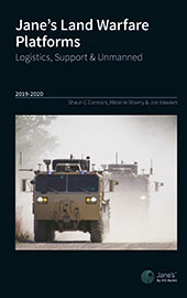 Jane's Land Warfare Platforms - Logistics, Support & Unmanned 2019-20