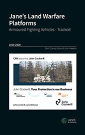 Jane's Land Warfare Platforms -Armoured Fighting Vehicles -Tracked 2019-20