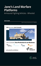 Jane's Land Warfare Platforms -Armoured Fighting Vehicles -Wheeled 2019-20